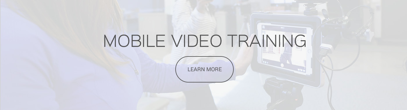 Mobile Video Training Services for businesses